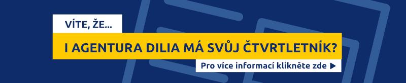 Víte, že i agentura Dilia má svůj čtvrtletník?