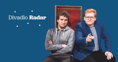 Generace R - Divadlo RADAR