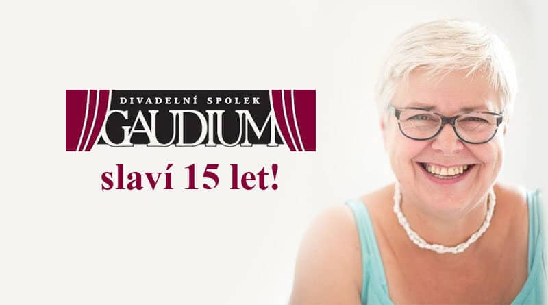 DS Gaudium slaví 15 let - rozhovor s Vlastou Pilařovou